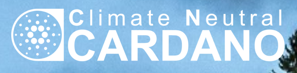 Climate Neutral Cardano